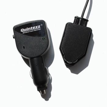 Laserwarner für Navigationsgeräte