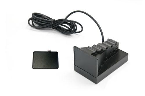 Einbauradarwarner Shadow 3 basic mit akustischer Warnung