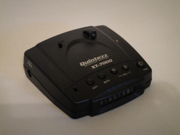 XT 7000 Z2 Europa Radarwarner
