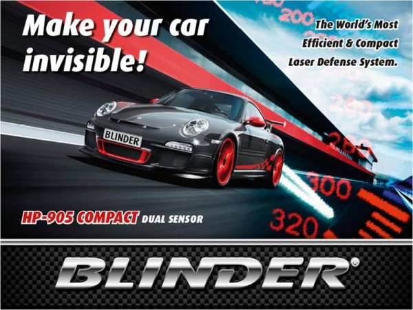 BLINDER Laserstörer HP 905