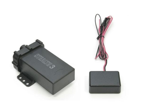 Einbauadarwarner Stealth 3 mit akustischer und optischer Warnung