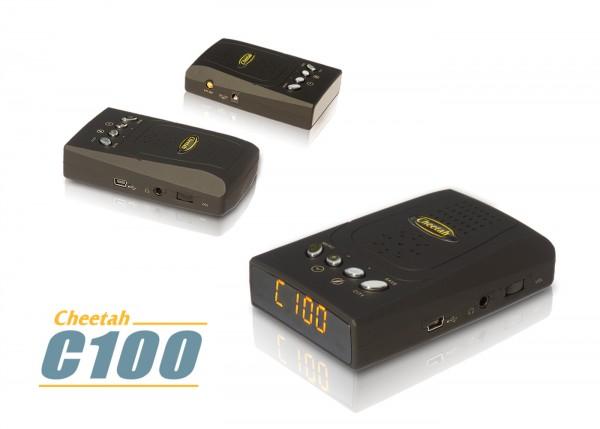 Cheetah C100 - Starenkastenwarner und Funkempfänger