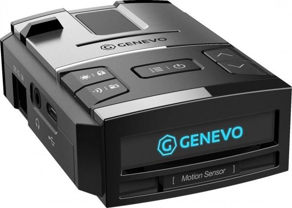 Genevo max portabler Radarwarner